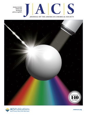 Cover Picture in JACS. © ACS Publications